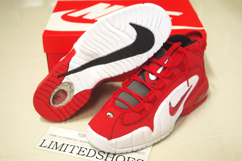nike air max penny 1 university red nz