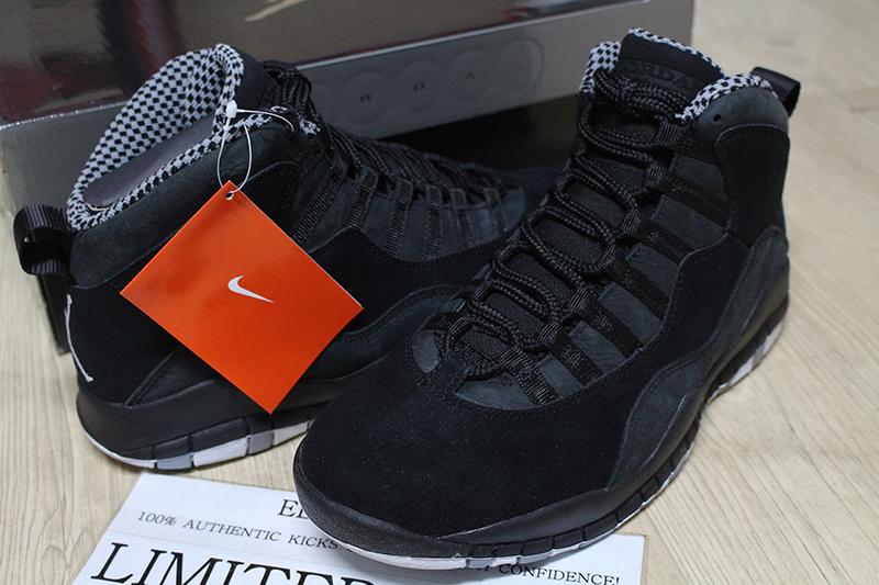 New Nike Air Jordan 9 IX Retro Anthracite White Black Stealth Limited MVP Bred