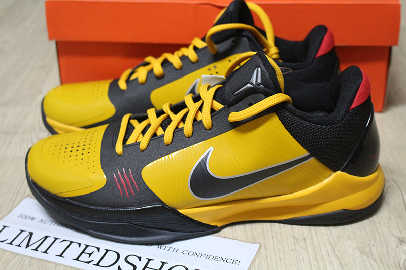 new arrival 99e14 7aa47 ... greece nike zoom kobe v 5 bruce lee del sol black 386429 701 us 8 usa