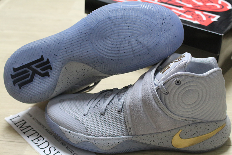 outlet store 8ce80 16f9b order kyrie 2 battle grey hoodie 16264 1e229