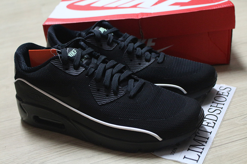 Details about NIKE AIR MAX 90 ULTRA 2.0 ESSENTIAL BLACK MINT FOAM 875695 009 MENS US 10.5 SIZE