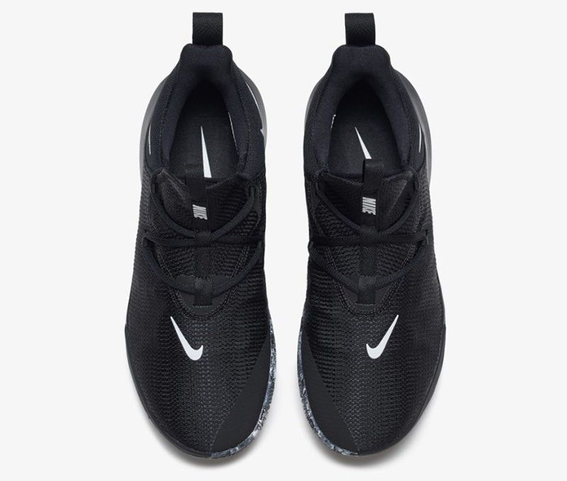 sports shoes 37b5b f5aee NIKE ZOOM SHIFT 2 BLACK WHITE AR0458-001 Mens Basketball Shoes   eBay