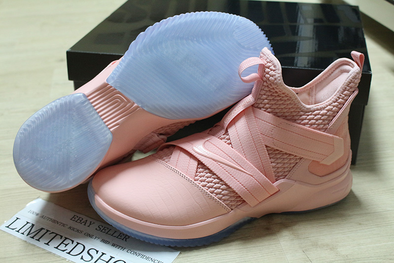 d54f6e89afccb0 NIKE LEBRON SOLDIER XII 12 SFG PINK ICE MULTI COLOR AO4054-900 aunt pearl  svsm