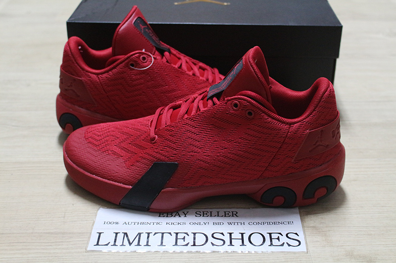 Details about NIKE AIR JORDAN ULTRA FLY 3 LOW GYM RED BLACK AO6224-600 Mens  Basketball shoes 5909c5384