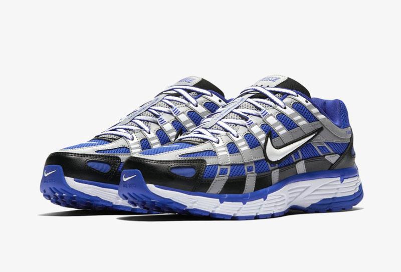 Blue 6000 Black P 400 Details Nike Silver White Flight About Lifestyle Shoes Racer Cd6404 Mens FuTlKc31J