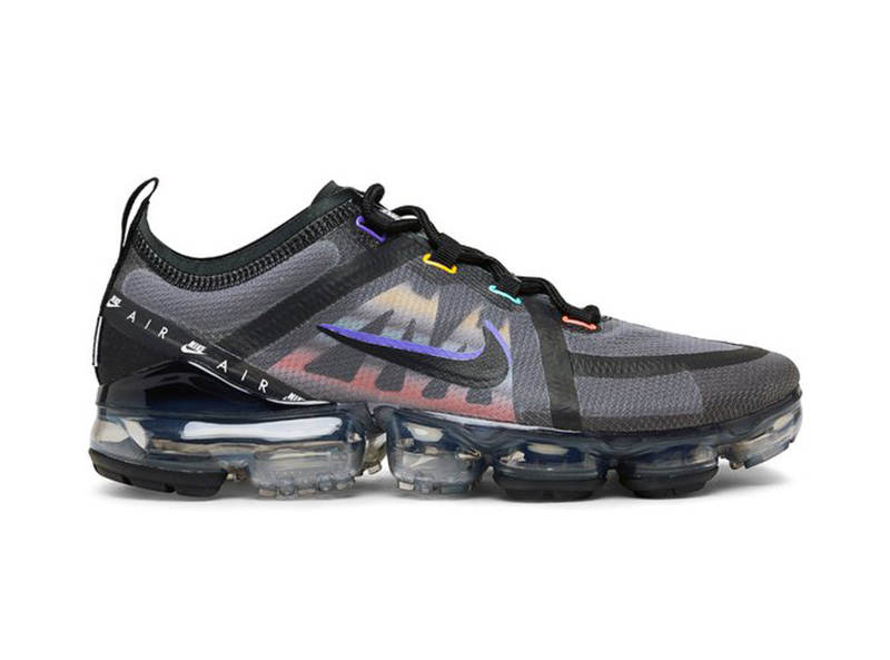 Details about Nike Air VaporMax 2019 SE Mens Black Casual Lifestyle Sneakers Shoes CI1240 023