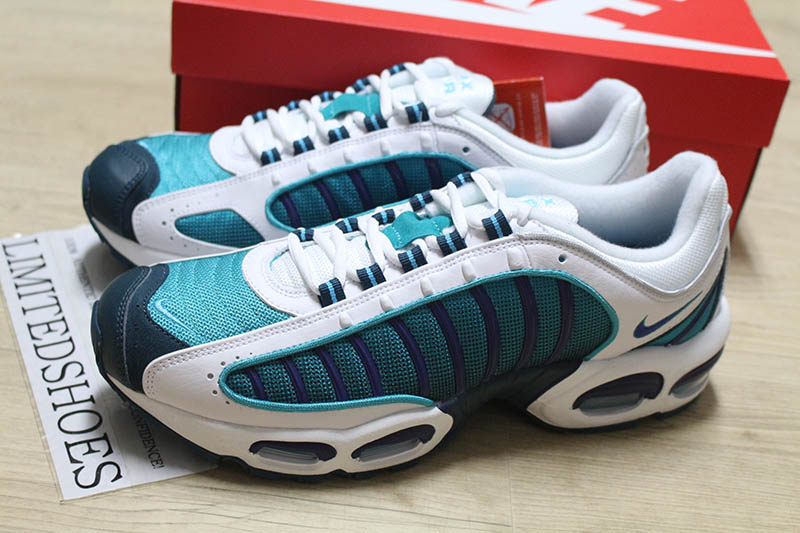 Details about NIKE AIR MAX TAILWIND 4 WHITE SPIRIT TEAL REGENCY PURPLE AQ2567 101 MENS RUNNING